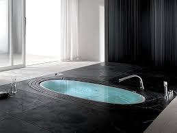 sorgente built in whirlpool bathtub by teuco guzzini