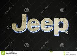 jeep logo jeep logo editorial image image of drives driving 21316750