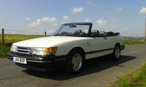 saab convertible 900 classic lpt launch special convertible