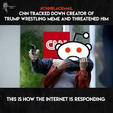 Cnn Meme - kim dotcom on twitter donald s happy day cnnblackmail keep the