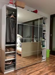 Wohnzimmerschrank Mit Schiebet Ikea Schrank Pax Türen Tentfox Com