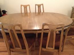 White Furniture Company Dining Room Set I A Set That Was Handed To Me Furniture Company I Am