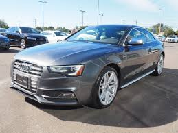 certified pre owned audi s5 certified pre owned 2015 audi s5 3 0t quattro premium plus awd 3 0