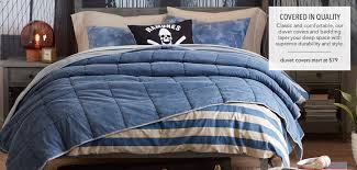 Covered Duvet Boys Bedding Pbteen