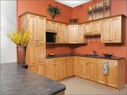 best wall color with oak kitchen cabinets medium size kitchen best paint colors oak cabinets popular