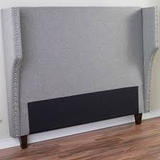 kinfine winged queen headboard beds home u0026 appliances shop