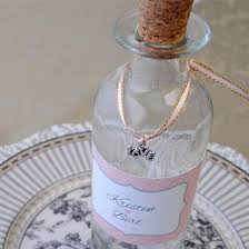 message in a bottle wedding message in a bottle wedding favors