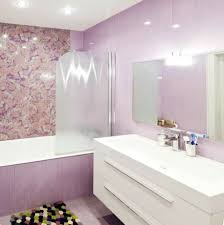 Wallpaper Bathroom Ideas Purple Bathroom Wallpaper Gorgeous Bathroom Wallpaper Design