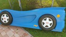 Blue Car Bed Little Tikes Bed Ebay