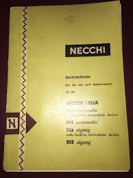 fallsavings vintage necchi lelia 515 514 513 512 sewing