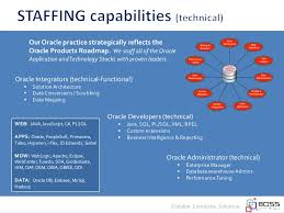 oracle enterprise staffing solutions