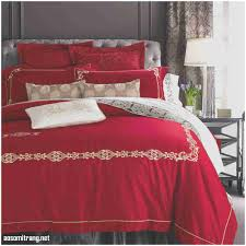 fresh red bed linen aosomitrang