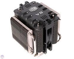 cooler master cpu fan lga 1366 cpu cooler group test bit tech net