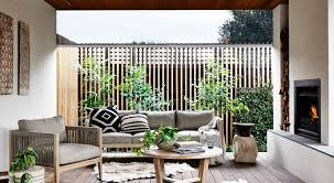 to use your outdoor area for autumn entertaining