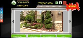 total garden landscaping in south florida garden desing in south