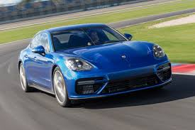 Porsche Panamera Blue - new porsche panamera preview 9 things we learned after a day with
