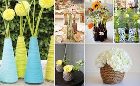 Tin Flower Vases Diy Flower Vases Fiftyflowers The Blog
