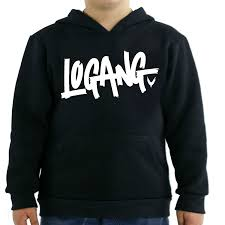 amazon com logang logan paul maverick kids hoodies clothing