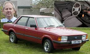 Cristina Autor En Ecortina Ford Cortina Which Is On The Market 30 Years After It Rolled