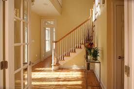 pictures on paint schemes for hallways free home designs photos