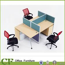 bureau 3 places 3 places partition de la table guichet postes de conception buy
