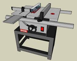 Table Saw Router Table Ryobi Bt3000 Combination Table Saw Router Table
