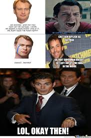 Zack Meme - good guy zack snyder by recyclebin meme center