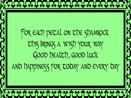 when is saint patrick u0027s day inspirational irish blessings st