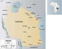 Production Map Gem Quality Mining Countries Gem In Mahenge Tunduru Tanzania