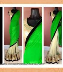 Buy Samantha Bollywood Replica Green Buy Samantha Bollywood Replica Saree Online