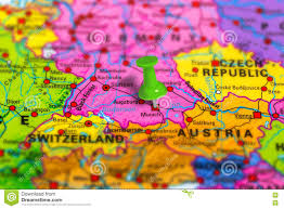 Mannheim Germany Map by Germany Munich Map Stock Photo Image 80954610