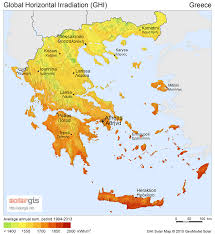 Map Greece by Download Free Solar Resource Maps Solargis