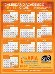 calendario escolar argentina 2017 2018 calendarios escolares 2016 2017 asociación apia
