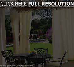 curtains for outdoor patio cardealersnearyou com