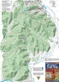 Valley Fair Map Mountain Biking Enchanted Mountains Of Cattaraugus County New