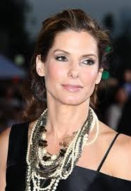 The Blind Side Actress Sandra Bullock Not Thrilled About Her Blonde Hairstyle