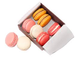 bof cuisine gift bof of macarons stock image image of small 36115909