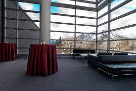 Air Canada Centre Floor Plan Kinnear Centre For Creativity And Innovation Banff Centre