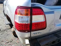 toyota 100 series brake manual toyota landcruiser left rear tailgate light led 100 series fits