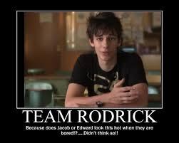 Team Black Guys Meme - team rodrick don t team jacob black just team roderick and