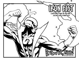 the immortal iron fist u2013 draw it too