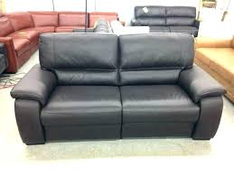 Power Leather Recliner Sofa New Sectional Reclining Or Well Turned Leather Reclining