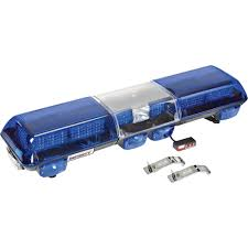 Led Light Bar by Wolo Infinity 3 48in Gen 3 Led Light Bar U2013 Blue Lens Model 7705