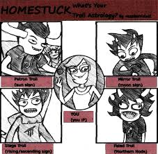 Meme Trolls - homestuck troll astrology meme by hareno on deviantart
