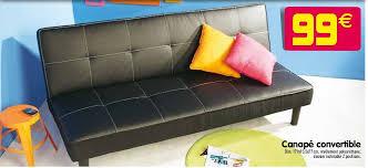 promotions canapé gifi promotion canapé convertible produit maison gifi canapé