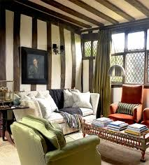 Traditional English Home Decor Traditional English Country Cottage With Authentic Beams Living