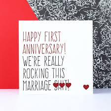 wedding anniversary cards wedding anniversary card husband or card