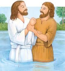 lds jesus baptism clipart clipartxtras