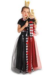 Halloween Costumes Queen Hearts Queen Hearts Costume Alice Wonderland Girls Costumes