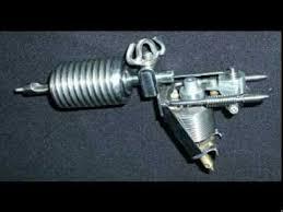 rotary slide type tattoo machine 2 mpg youtube